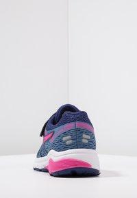 ASICS - GT-1000 7 - Neutral running shoes - azure/fuchsia/purple - 4