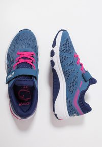 ASICS - GT-1000 7 - Neutral running shoes - azure/fuchsia/purple - 0