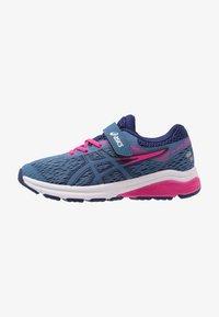 ASICS - GT-1000 7 - Neutral running shoes - azure/fuchsia/purple - 1