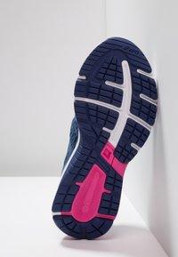 ASICS - GT-1000 7 - Neutral running shoes - azure/fuchsia/purple - 5