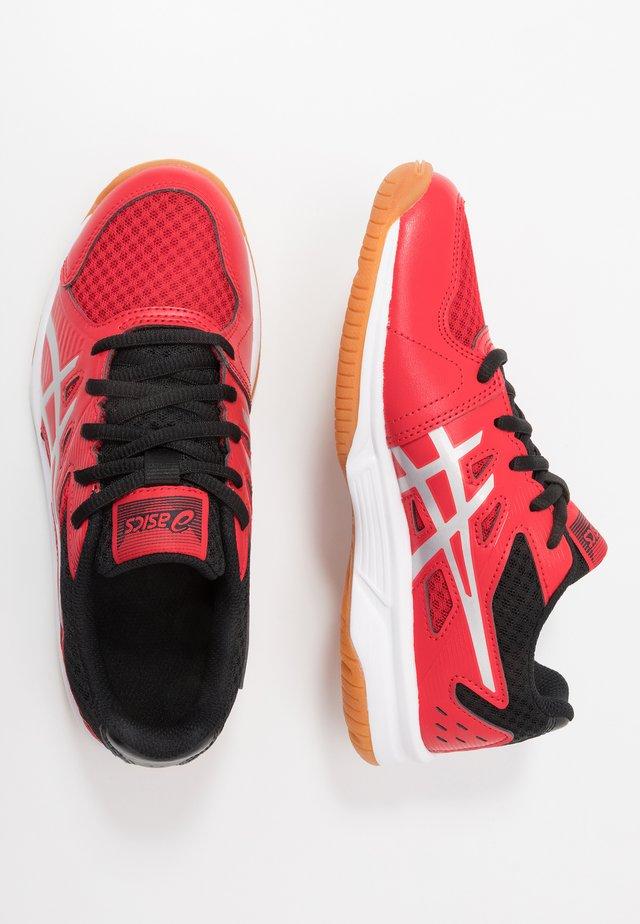 UPCOURT 3 - Tennisschoenen voor alle ondergronden - classic red/pure silver