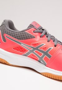 ASICS - UPCOURT 3 - Multicourt tennis shoes - diva pink/carbon - 2