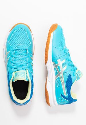 UPCOURT 3 - Multicourt tennis shoes - aquarium/pure silver