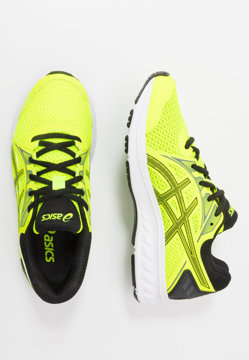 ASICS - JOLT 2 - Zapatillas de running neutras - safety yellow/black