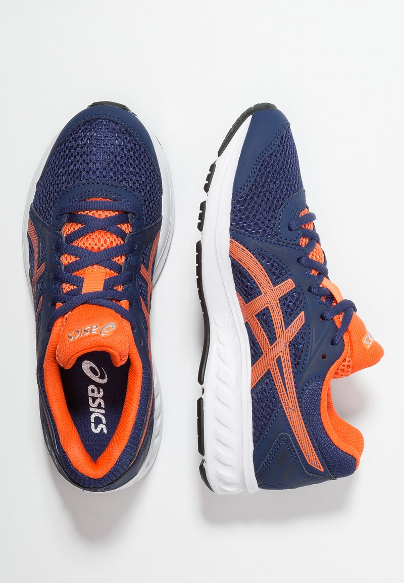 ASICS - JOLT 2 - Neutral running shoes - indigo blue/nova orange