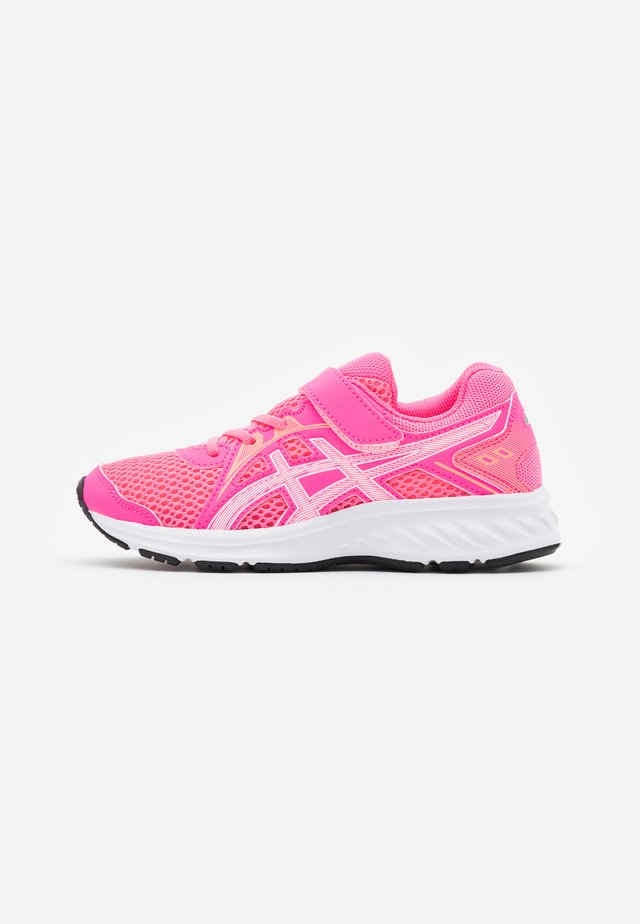 JOLT 2 - Laufschuh Neutral - hot pink/white