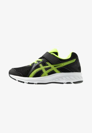 JOLT 2 - Neutral running shoes - black/safety yellow