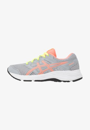 CONTEND 5 - Neutral running shoes - piedmont grey/sun coral