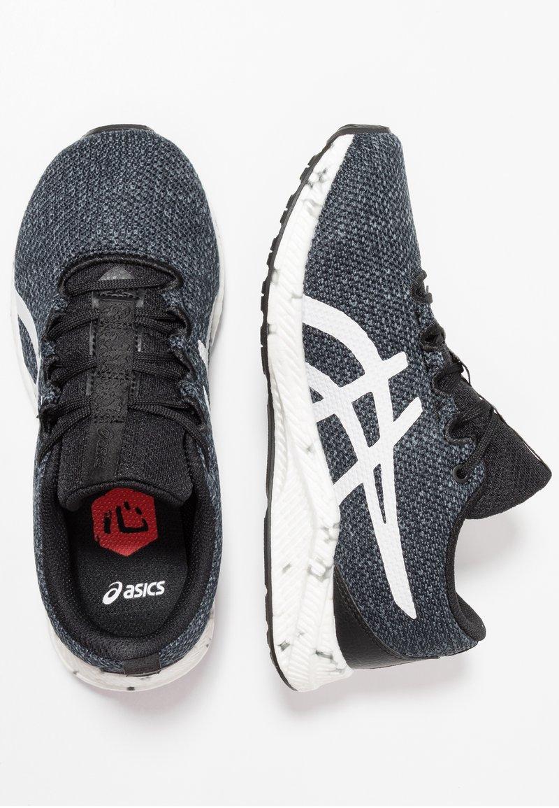 ASICS - HYPERGEL - Neutrální běžecké boty - black/white