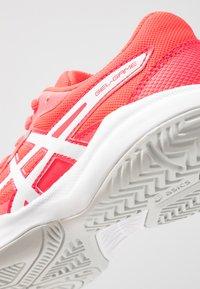 ASICS - GEL-GAME - Tennisschoenen voor kleibanen - laser pink/white - 2