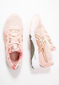 ASICS - GT-1000 8 - Chaussures de running neutres - breeze/sun coral - 0