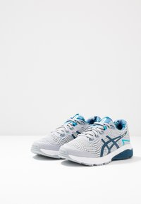 ASICS - GT-1000 8 - Neutral running shoes - piedmont grey/mako blue - 3