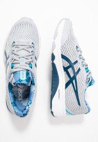 ASICS - GT-1000 8 - Neutral running shoes - piedmont grey/mako blue - 0