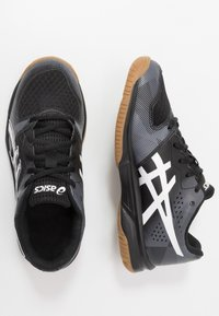 ASICS - GEL-TACTIC 2 - Volleyball shoes - black/white - 0