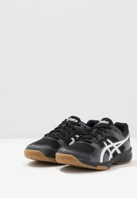 ASICS - GEL-TACTIC 2 - Volleyball shoes - black/white - 3