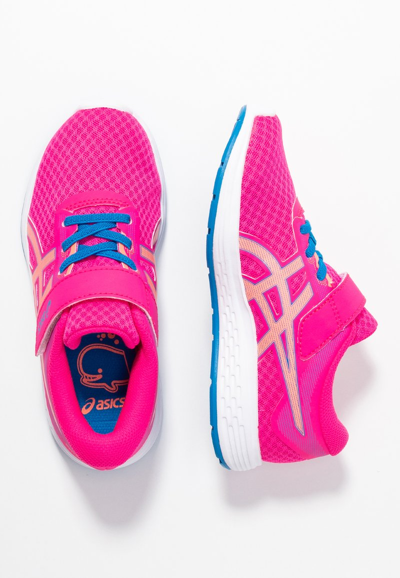 ASICS - PATRIOT 11 - Neutral running shoes - pink glow/sun coral