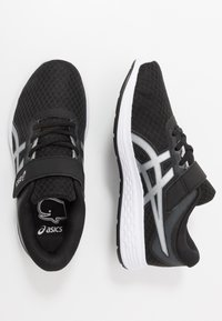 ASICS - PATRIOT 11 - Chaussures de running neutres - black/silver - 0