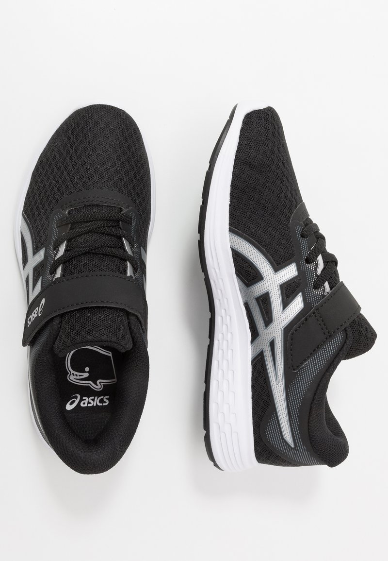 ASICS - PATRIOT 11 - Chaussures de running neutres - black/silver