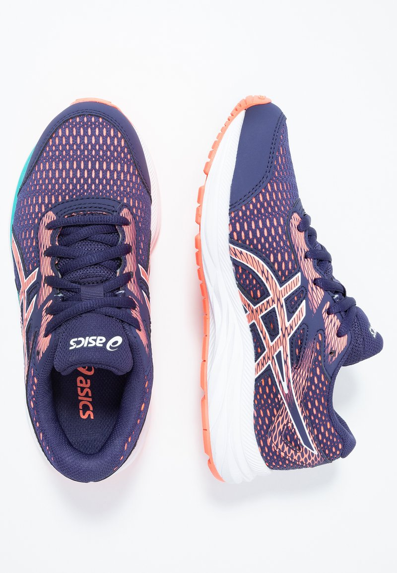 ASICS - GEL-EXCITE 6 - Neutral running shoes - purple matte/sun coral