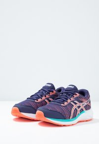 ASICS - GEL-EXCITE 6 - Neutral running shoes - purple matte/sun coral - 3