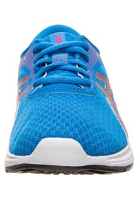 ASICS - PATRIOT 11 - Hardloopschoenen neutraal - electric blue/speed red - 5