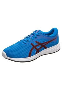 ASICS - PATRIOT 11 - Hardloopschoenen neutraal - electric blue/speed red - 2