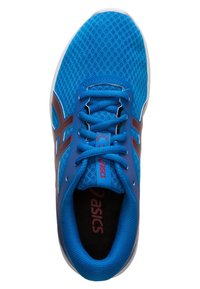 ASICS - PATRIOT 11 - Hardloopschoenen neutraal - electric blue/speed red - 1