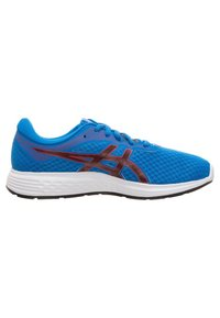 ASICS - PATRIOT 11 - Hardloopschoenen neutraal - electric blue/speed red - 6
