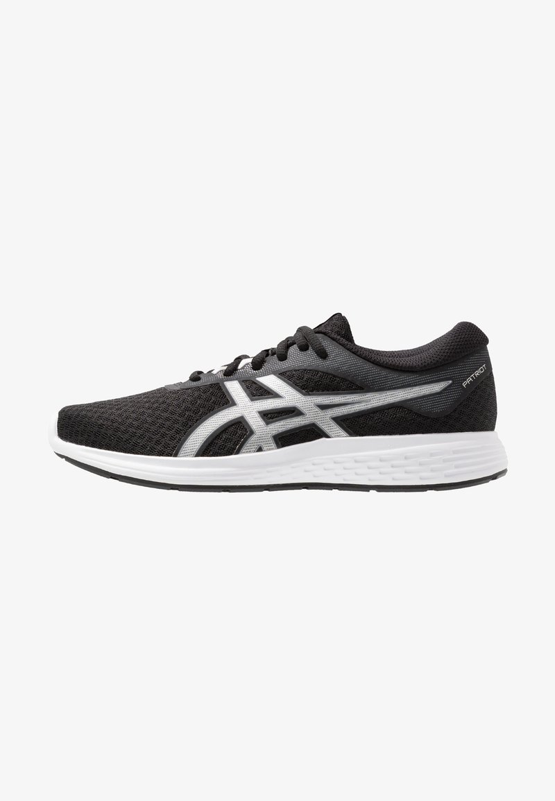 ASICS - PATRIOT 11 - Neutrální běžecké boty - black/silver