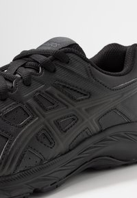 ASICS - CONTEND 5 - Neutral running shoes - black/graphite grey - 2