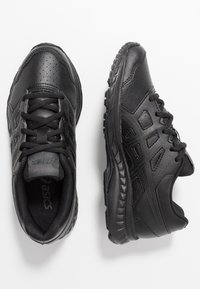 ASICS - CONTEND 5 - Neutral running shoes - black/graphite grey - 0