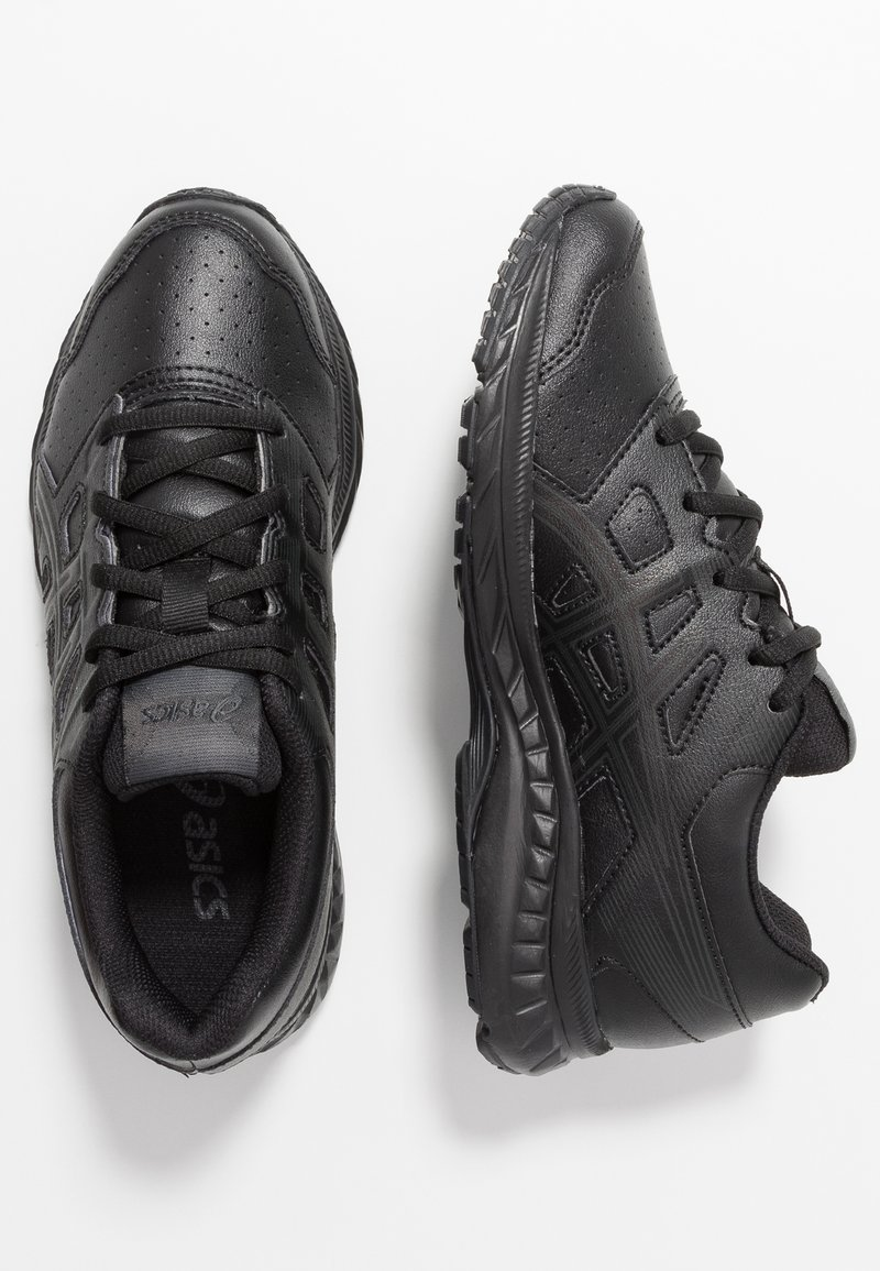 ASICS - CONTEND 5 - Neutral running shoes - black/graphite grey