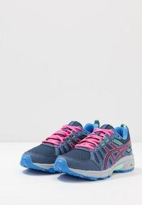 ASICS - GEL-VENTURE 7 - Neutral running shoes - peacoat/hot pink - 3