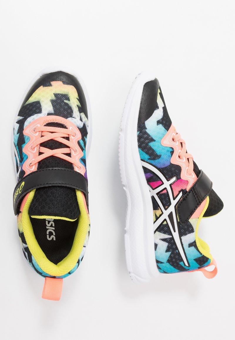 ASICS - SOULYTE - Chaussures de running neutres - black/sun coral