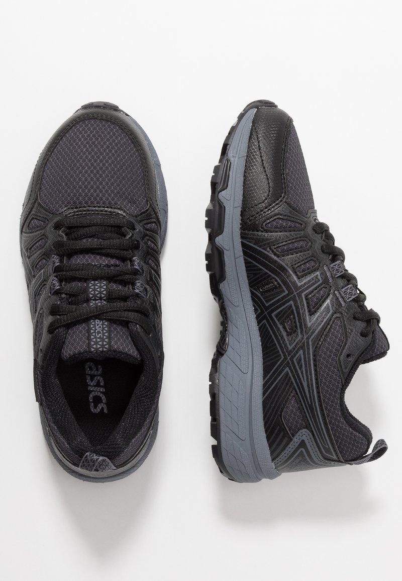ASICS - GEL-VENTURE 7 WP - Zapatillas de running neutras - black/metropolis