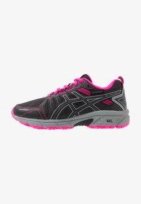 ASICS - GEL-VENTURE 7 WP - Neutral running shoes - black/sheet rock - 1