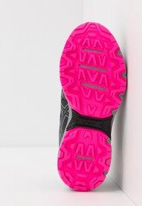 ASICS - GEL-VENTURE 7 WP - Neutral running shoes - black/sheet rock - 5