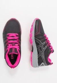 ASICS - GEL-VENTURE 7 WP - Neutral running shoes - black/sheet rock - 0