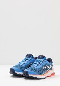 ASICS - GT-1000 9 - Stabilní běžecké boty - blue coast/peacoat - 3