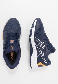 ASICS - GT-1000 9 - Stabilty running shoes - peacoat/white - 0