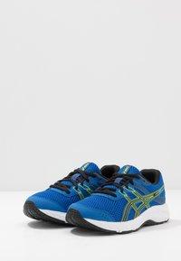 ASICS - CONTEND 6 - Neutral running shoes - tuna blue/black - 3