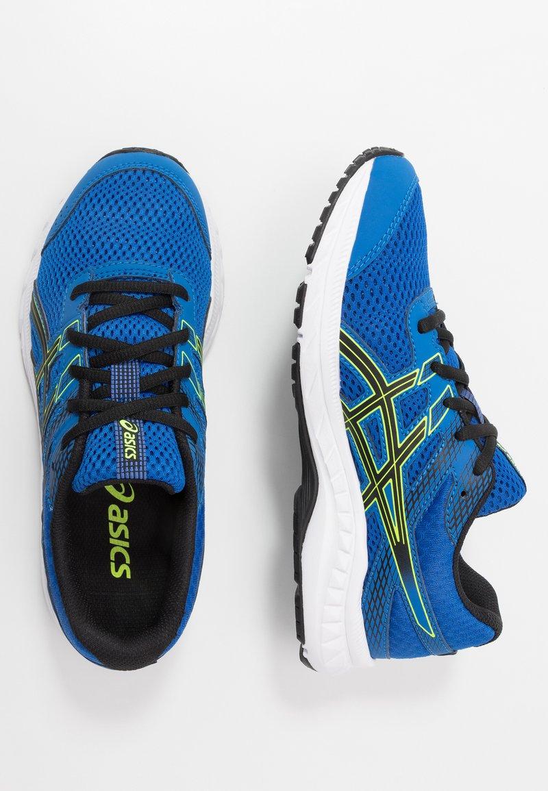 ASICS - CONTEND 6 - Neutral running shoes - tuna blue/black