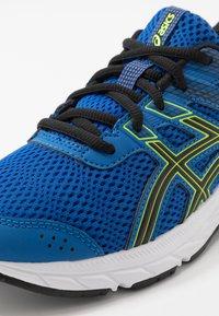 ASICS - CONTEND 6 - Neutral running shoes - tuna blue/black - 2