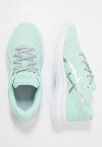 ASICS - LAZERBEAM - Neutral running shoes - fresh ice/pure silver - 1