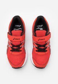 ASICS - CONTEND 6 - Zapatillas de running neutras - fiery red/black - 3