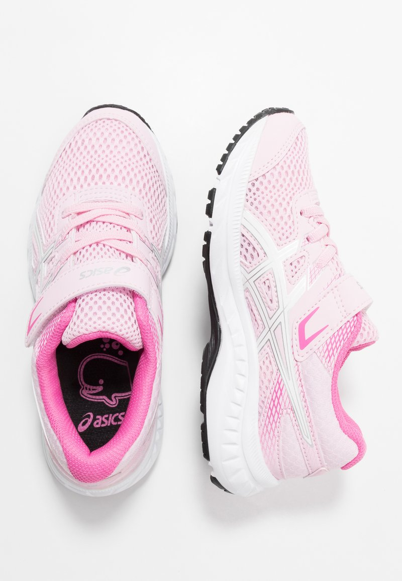 ASICS - CONTEND 6 - Neutral running shoes - candy/white