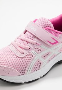 ASICS - CONTEND 6 - Neutral running shoes - candy/white - 2