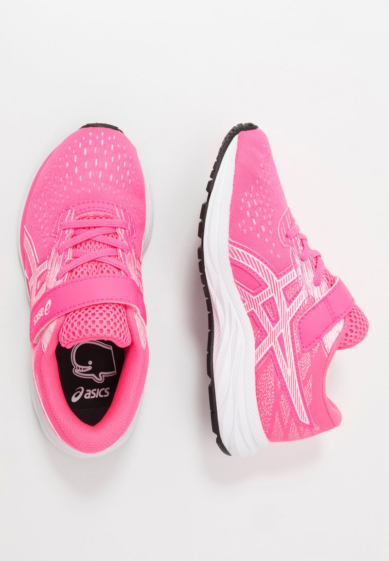 ASICS - PRE EXCITE 7 - Neutral running shoes - hot pink/white