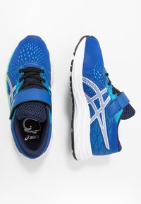 ASICS - PRE EXCITE 7 - Neutral running shoes - blue/white - 0
