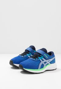 ASICS - PRE EXCITE 7 - Neutral running shoes - blue/white - 3